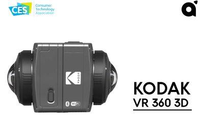 Kodak PIXPRO 3D 360