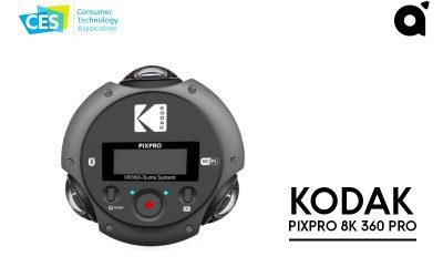 Kodak PIXPRO 8K 360 Pro