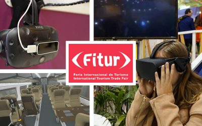 Realidad Virtual en Fitur 2018, Top 5 Experiencias