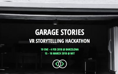 Alquilercamara360 en Garage Stories