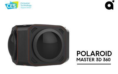 Polaroid MASTER 3D 360