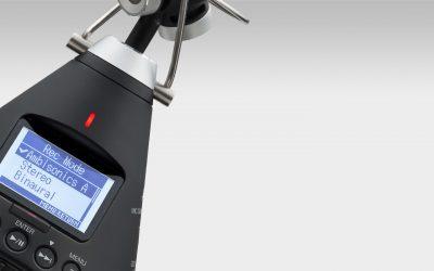 H3-VR: la revolución en la grabación de audio 360