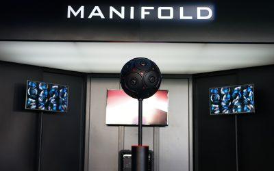 Manifold: el futuro de la grabación 360