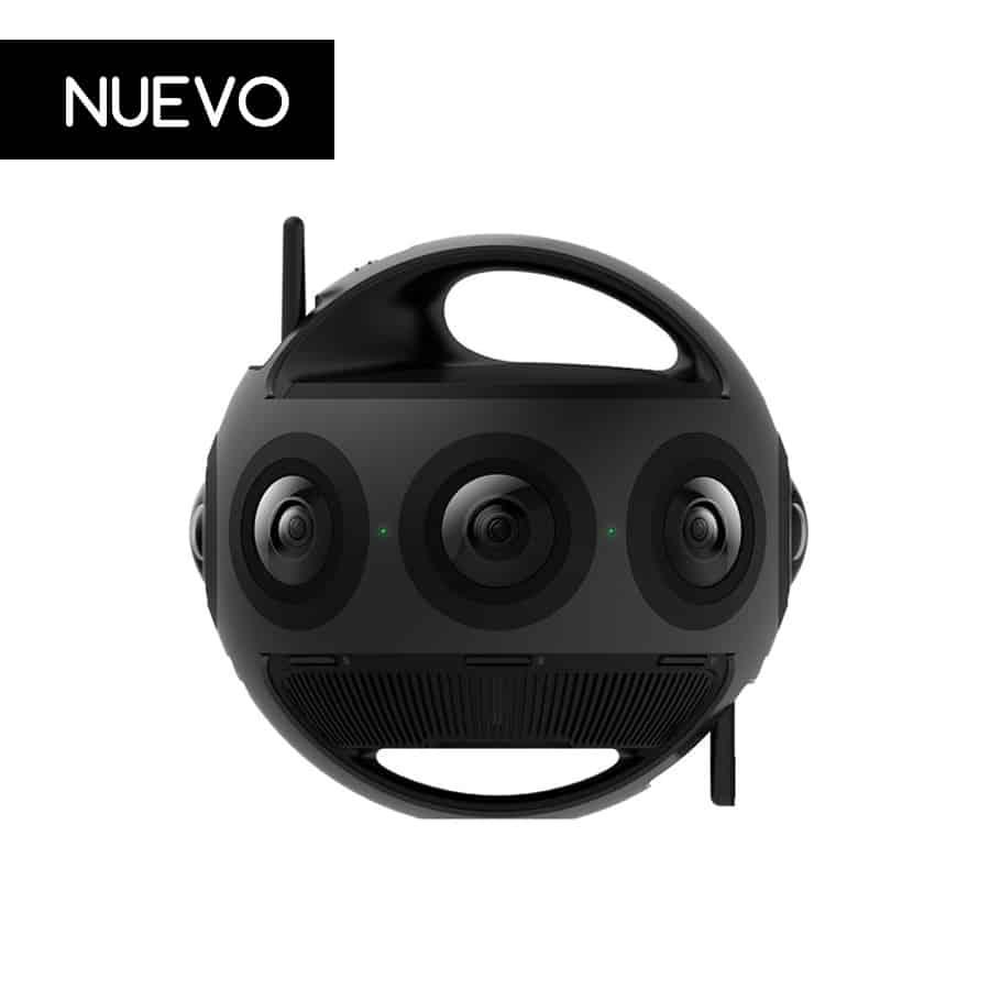 accesorios alquiler camara 360 ZOOM H2N